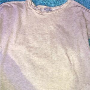 women's Charlotte Russe long sleeve shirt